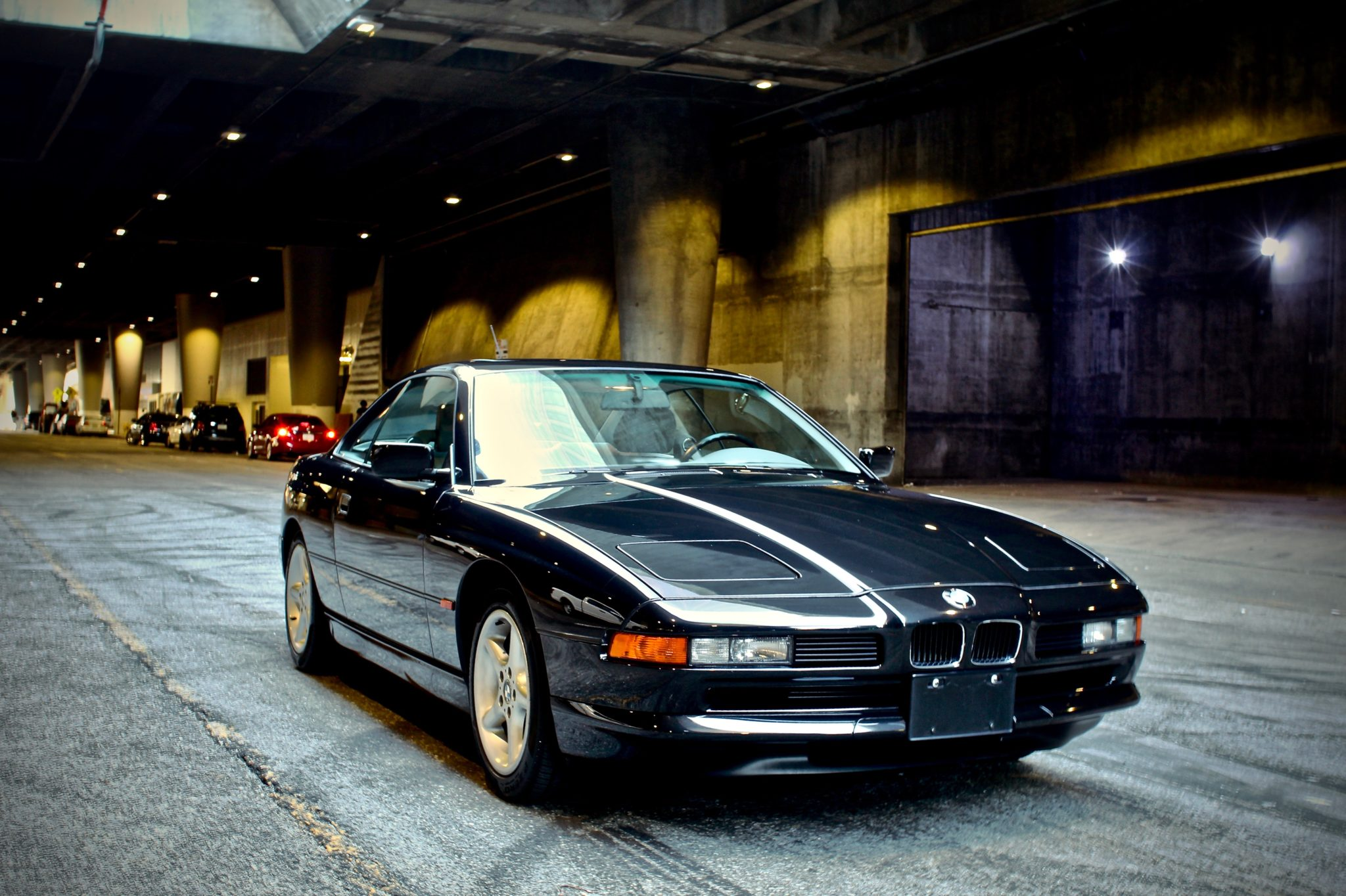 1997 BMW 850Ci – Coming Soon to Bring A Trailer