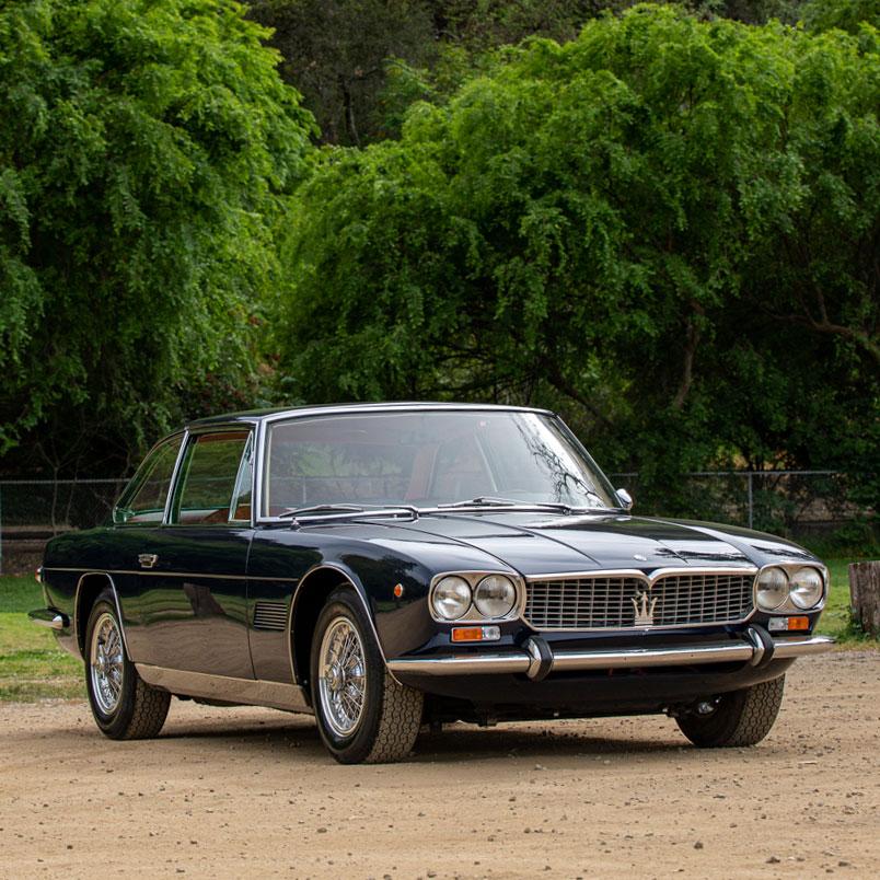 SOLD – 1968 Maserati Mexico