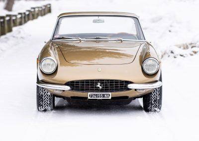 Adam-Lerner-DR-Ferrari-330GTC-Snow-3175